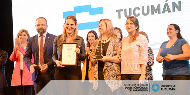 1ra entrega del Sello de Calidad Marca Tucumán
