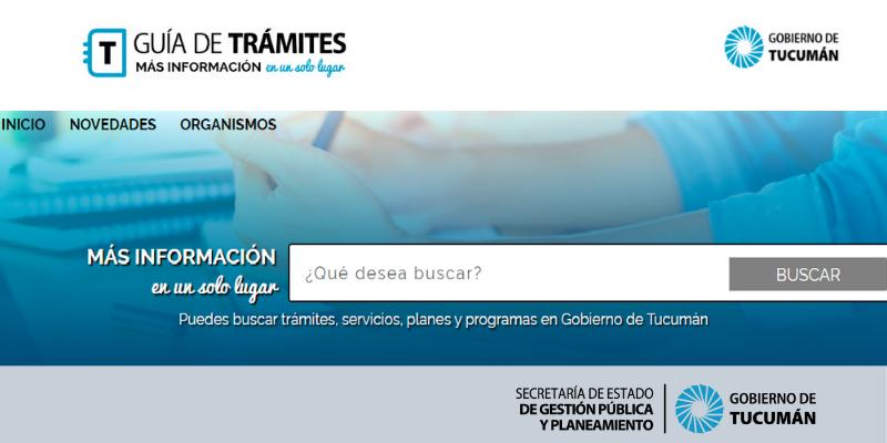 PORTAL GUÍA DE TRÁMITES
